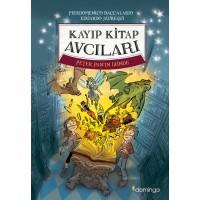 Kayıp Kitap Avcıları – Peter Pan'ın İzinde