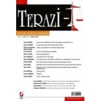 Terazi Aylık Hukuk Dergisi Sayı:16 Aralık 2007