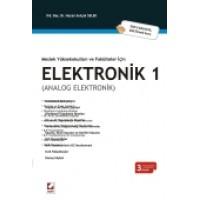 Meslek Yüksekokulları ve Fakülteler İçinElektronik – 1 Analog Elektronik