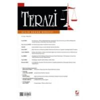 Terazi Aylık Hukuk Dergisi Sayı:79 Mart 2013
