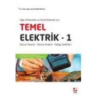 Diğer Mühendislik ve Teknik Bölümler İçinTemel Elektrik – 1 Devre Teorisi – Devre Analizi – Dalga Şekilleri