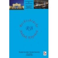Hukuk Köprüsü Dergisi Sayı:2 / Rechtsbrücke