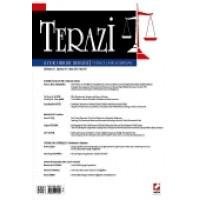 Terazi Aylık Hukuk Dergisi Sayı:81 Mayıs 2013