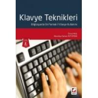 Klavye Teknikleri Bilgisayarda On Parmak F Klavye Kullanımı