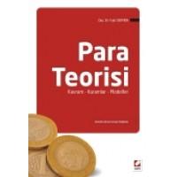 Çözümlü Örnek Sorular EşliğindePara Teorisi Kavram – Kuramlar – Modeller