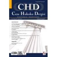 Ceza Hukuku Dergisi Sayı:29 – Aralık 2015