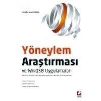 Yöneylem Araştırması ve WinQSB Uygulamaları Doğrusal Programlama – Simpleks Algoritması – Taşıma ve Atama Problemleri