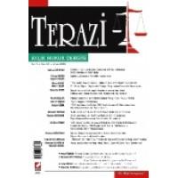 Terazi Aylık Hukuk Dergisi Sayı:20 Nisan 2008