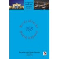 Hukuk Köprüsü Dergisi Sayı:5 / Rechtsbrücke