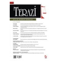 Terazi Aylık Hukuk Dergisi Sayı:71 Temmuz 2012