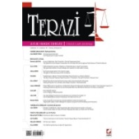 Terazi Aylık Hukuk Dergisi Sayı:107 Temmuz 2015