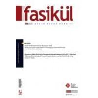 Fasikül Aylık Hukuk Dergisi Sayı: 79 Haziran 2016