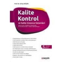 Kalite Kontrol ve Kalite Güvence Sistemleri Kalite Kavramı – Belgelerin Düzenlenmesi  Örnek Kalite El Kitabı – Mesleki Yeterlilik Belgesi