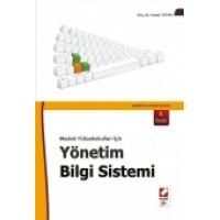 Meslek Yüksekokulları İçinYönetim Bilgi Sistemi (MYO)