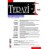 Terazi Aylık Hukuk Dergisi Sayı:22 Haziran 2008
