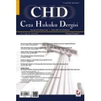 Ceza Hukuku Dergisi Sayı:20 Aralık 2012
