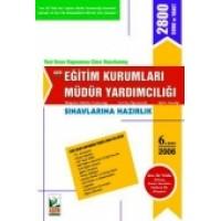 Eğitim Kurumları Müdür Yardımcılığı Sınavlarına Hazırlık İlköğretim Müfettiş Yardımcılığı – Yurt Dışı Öğretmenlik – Eğitim Ataşeliği