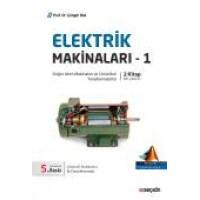 Elektrik Makinaları – 1 (Doğru Akım Makinaları Sürücüleri, Transformatorlar)