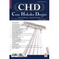 Ceza Hukuku Dergisi Sayı:28 – Ağustos 2015