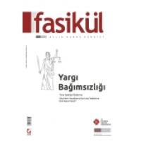 Fasikül Aylık Hukuk Dergisi Sayı:22 Eylül 2011