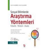Sosyal Bilimlerde Araştırma Yöntemleri Felsefe – Yöntem – Analiz
