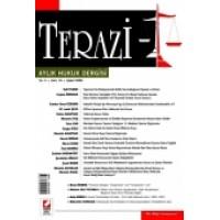 Terazi Aylık Hukuk Dergisi Sayı:18 Şubat 2008