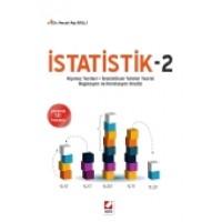 İstatistik – 2 Hipotez Testleri – İstatistiksel Tahmin Teorisi –  Regresyon ve Korelasyon Analizi