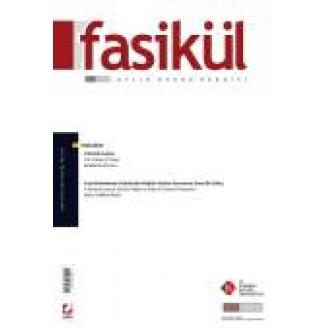 Fasikül Aylık Hukuk Dergisi Sayı: 78 Mayıs 2016