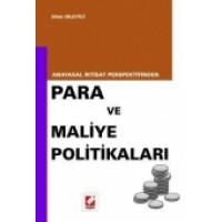 Anayasal İktisat PerspektifindenPara ve Maliye Politikaları