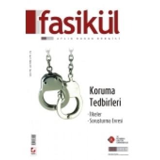Fasikül Aylık Hukuk Dergisi Sayı:21 Ağustos 2011