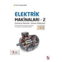 Elektrik Makinaları – 2 (Asenkron Motorlar– Senkron Makinalar)