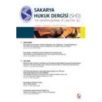Sakarya Üniversitesi Hukuk Fakültesi Dergisi Cilt:2 – Sayı:2 Aralık 2014