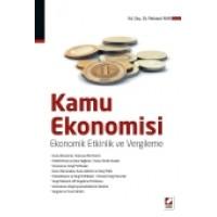 Kamu Ekonomisi Ekonomik Etkinlik ve Vergileme