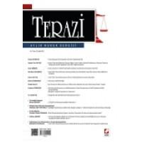 Terazi Aylık Hukuk Dergisi Sayı:73 Eylül 2012