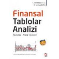 Finansal Tablolar Analizi Kavramlar – Analiz Teknikleri