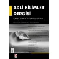 Adli Bilimler Dergisi – Cilt:10 Sayı:2 Haziran 2011