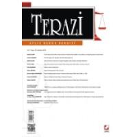 Terazi Aylık Hukuk Dergisi Sayı:70 Haziran 2012