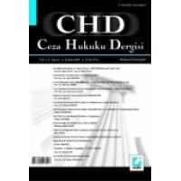 Ceza Hukuku Dergisi Sayı:5 Aralık 2007