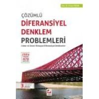 ÇözümlüDiferansiyel Denklem Problemleri Lineer ve Lineer Olmayan Diferansiyel Denklemler