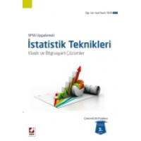 SPSS Uygulamalı İstatistik Teknikleri Klasik ve Bilgisayarlı Çözümler