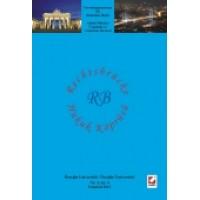 Hukuk Köprüsü Dergisi Sayı:4 / Rechtsbrücke