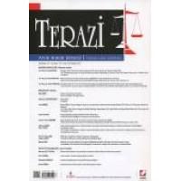 Terazi Aylık Hukuk Dergisi Sayı:110 Ekim 2015