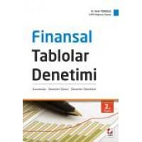 Finansal Tablolar Denetimi Kavramlar – Denetim Süreci – Denetim Teknikleri