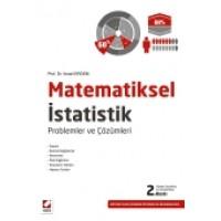 Matematiksel İstatistik Problemler ve Çözümleri