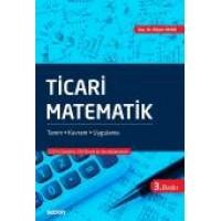 Ticari Matematik Tanım – Kavram – Uygulama