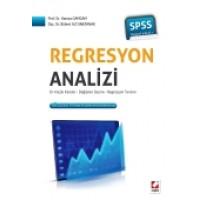 SPSS UygulamalıRegresyon Analizi En Küçük Kareler – Değişken Seçme – Regresyon Tanıları