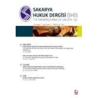 Sakarya Üniversitesi Hukuk Fakültesi Dergisi Cilt:2 – Sayı:1 Temmuz 2014