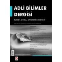 Adli Bilimler Dergisi – Cilt:10 Sayı:3 Eylül 2011