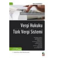 Vergi Hukuku–Türk Vergi Sistemi