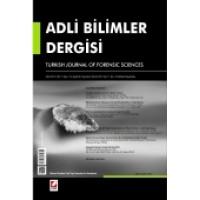 Adli Bilimler Dergisi – Cilt:11 Sayı:1 Mart 2012
